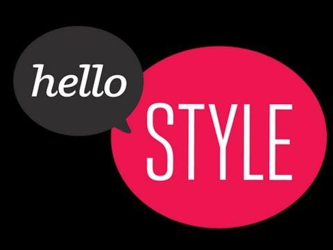 hello-style