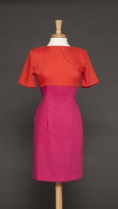 vintage-colorblock-dress