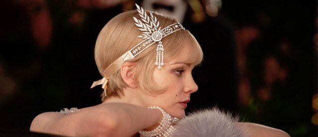 Carey Mulligan dripping in Tiffany gems! Image Credit
