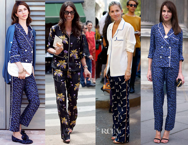 You fancy, huh? Ultra-luxe PJ-inspired styles featured on I Want Your Style.