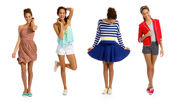 Fashion Expansion: Keds does clothing! Peep the entire lookbook now on SheFinds.