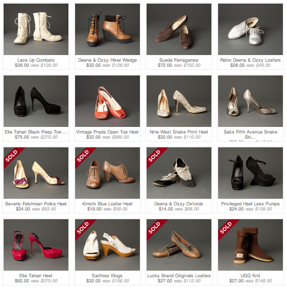 Plenty more cute shoes where those came from. Click here to shop our shoe collection!