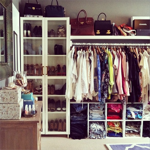 Not my closet....But I obviously wish it were! Image Credit