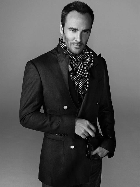 The Man. The Legend. Tom Ford. Image Credit
