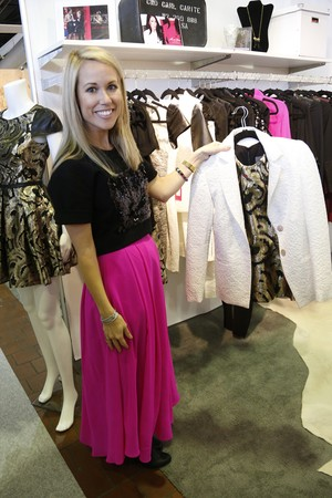 Meet NBC's Fashion Star - Designer Hunter Bell! Image Credit