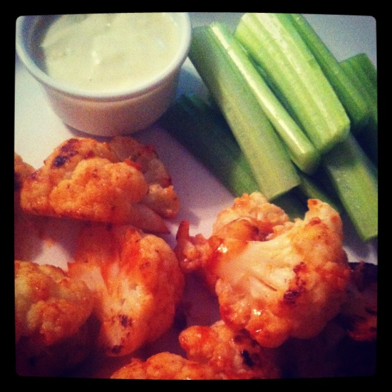 OMG, YUM: Add some dipping sauce, celery, and you're set! Image Credit