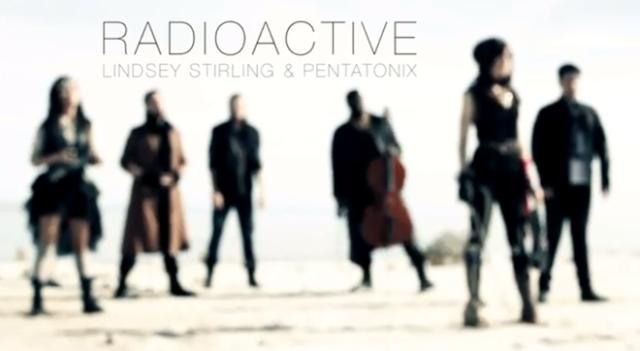 Radioactive-Lindsey-Stirling-and-Pentatonix-violin-fallout