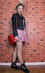 Trend alert! Exposed heels offer new edge to summer booties. Image via Pinterest.