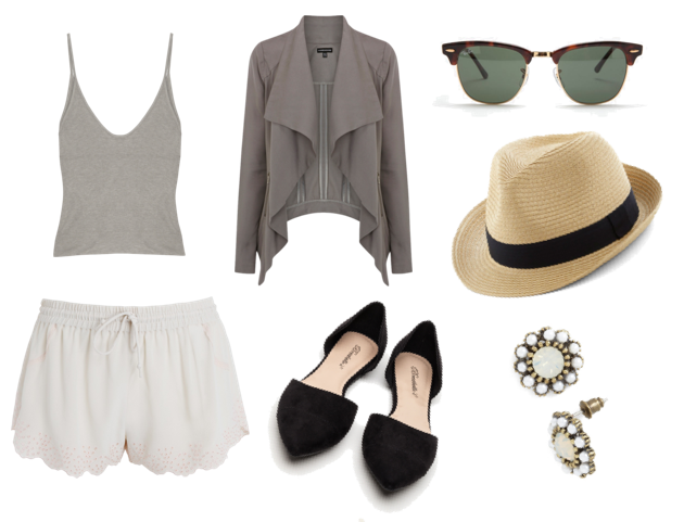 1cbc0508dff6 The Perfect Summer Shopping Outfit. Anatomy of a