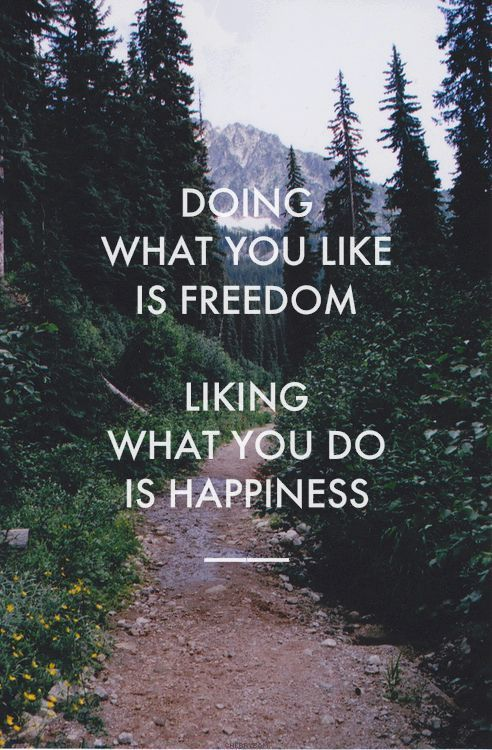 Always remember this. Live inspired, live with intention & do what you need to do to make yourself happy.