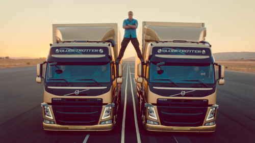 Yes, Jean-Claude Van Damme's Volvo splits made the list. Image Credit.